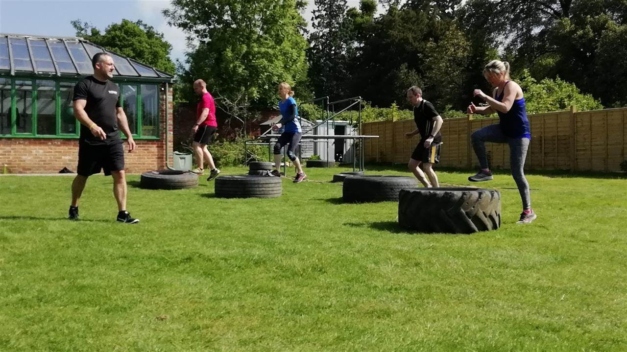 Bootcamp training volgen
